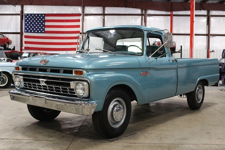 Astonishing 1966 Ford F250 Gr Auto Gallery Dailytribune Chair Design For Home Dailytribuneorg