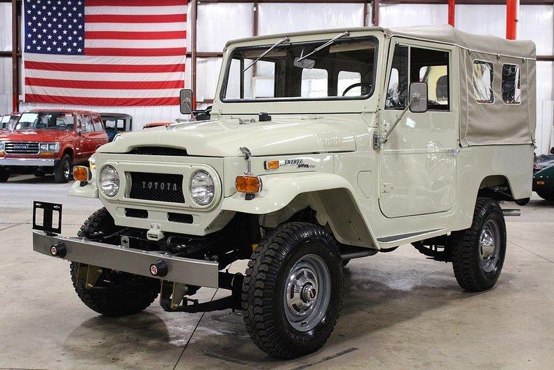 1970 toyota fj43 landcruiser