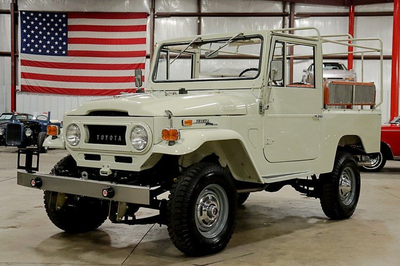 1970 toyota fj43