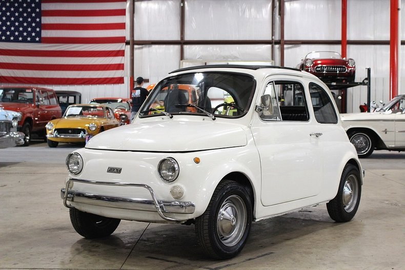 1969 Fiat 500L For Sale