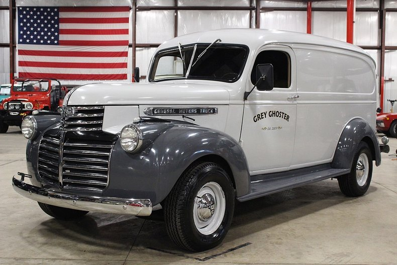 1947 gmc suburban