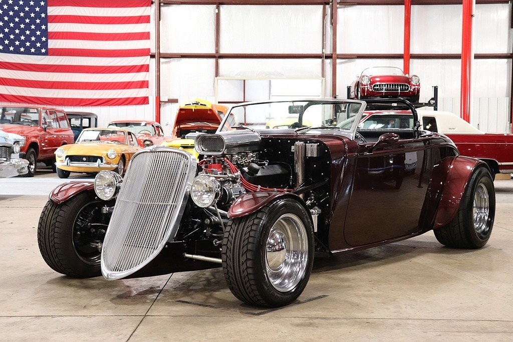 1933 ford roadster factory five