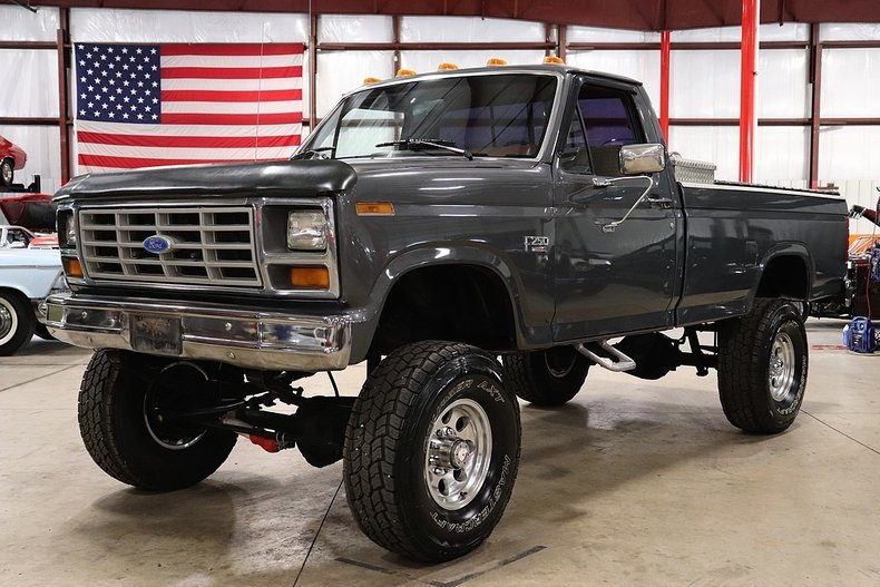 1986 Ford F250 For Sale