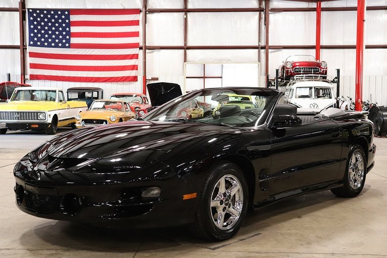 1998 pontiac trans am firebird
