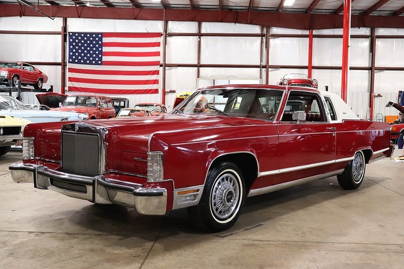 1979 Lincoln Continental Gr Auto Gallery
