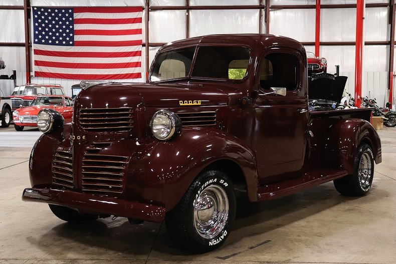 1945 Dodge Ram For Sale