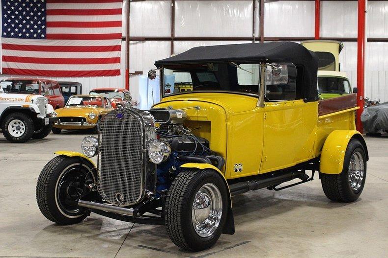 1930 ford pickup nostalgic hot rod