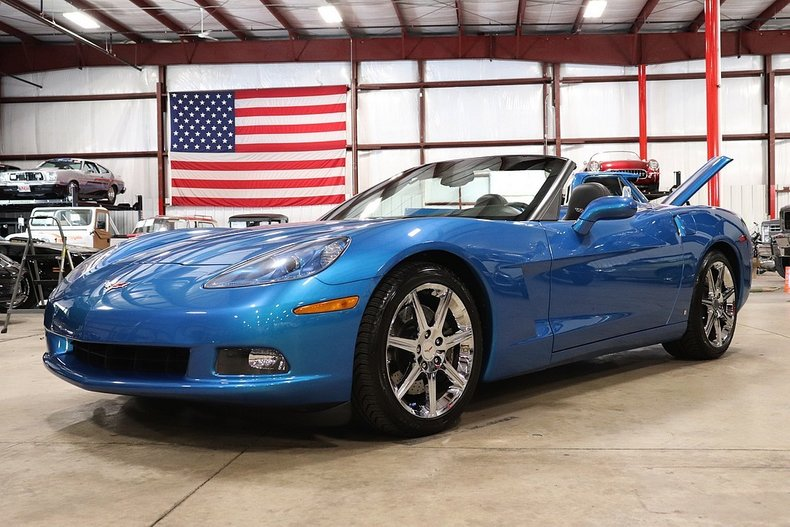 2009 chevrolet corvette 3lt