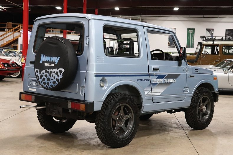 1988 Suzuki Jimny for sale #4987 | Motorious