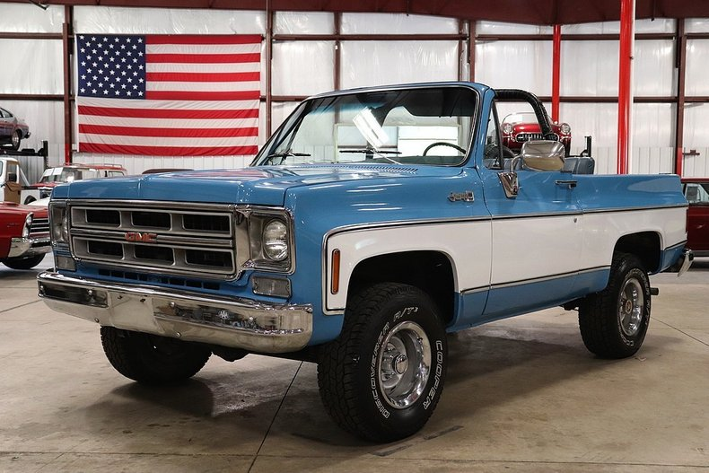 1976 gmc jimmy