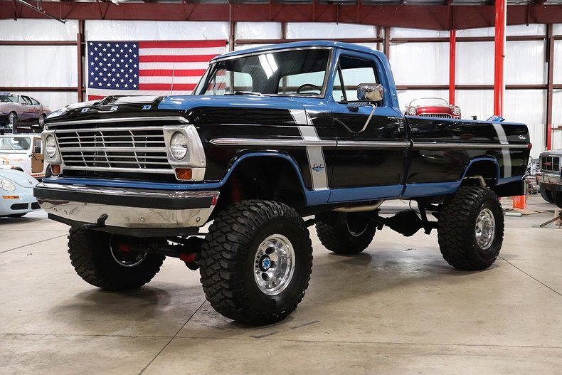 1970 Ford F100 Gr Auto Gallery