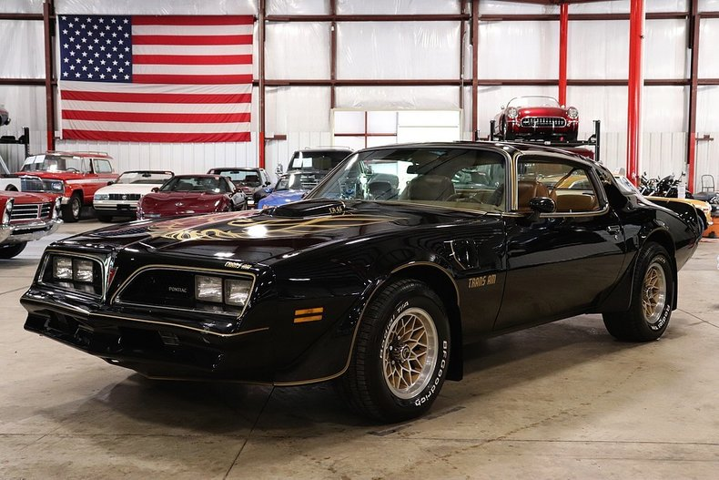 1979 pontiac trans am firebird