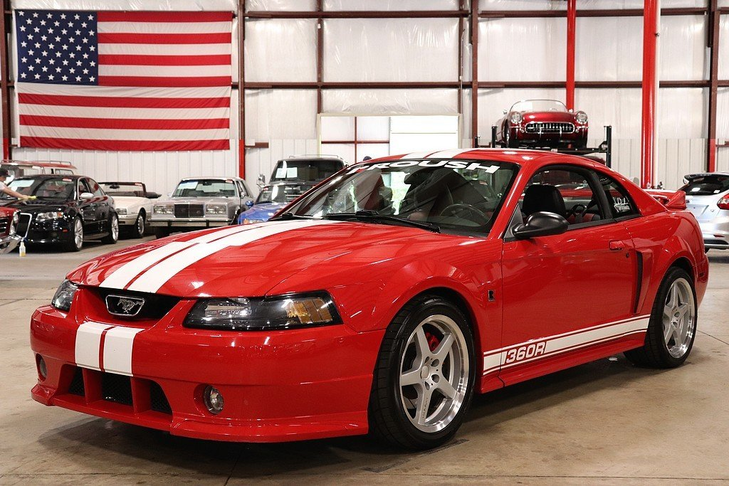 2002 ford mustang roush 360 r