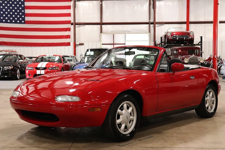 1991 Mazda Miata For Sale