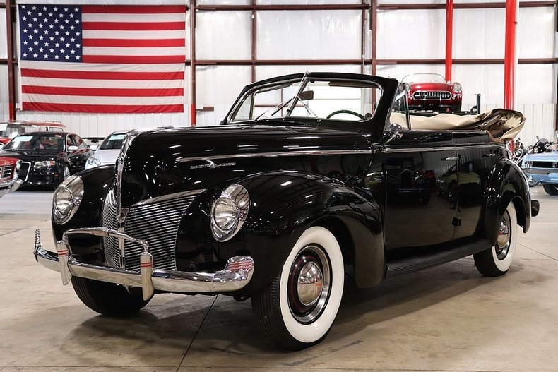 1940 Mercury 09A For Sale