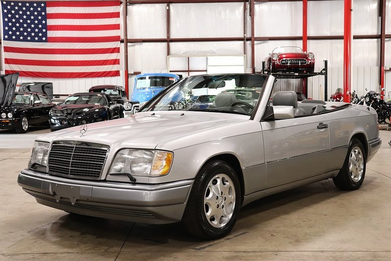 1995 Mercedes-Benz E320 For Sale
