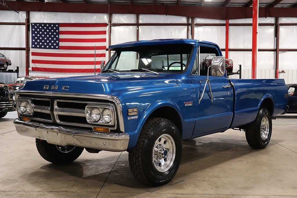 1972 gmc k2500