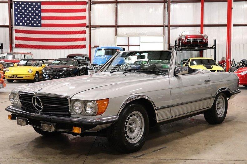 1976 mercedes benz 280sl