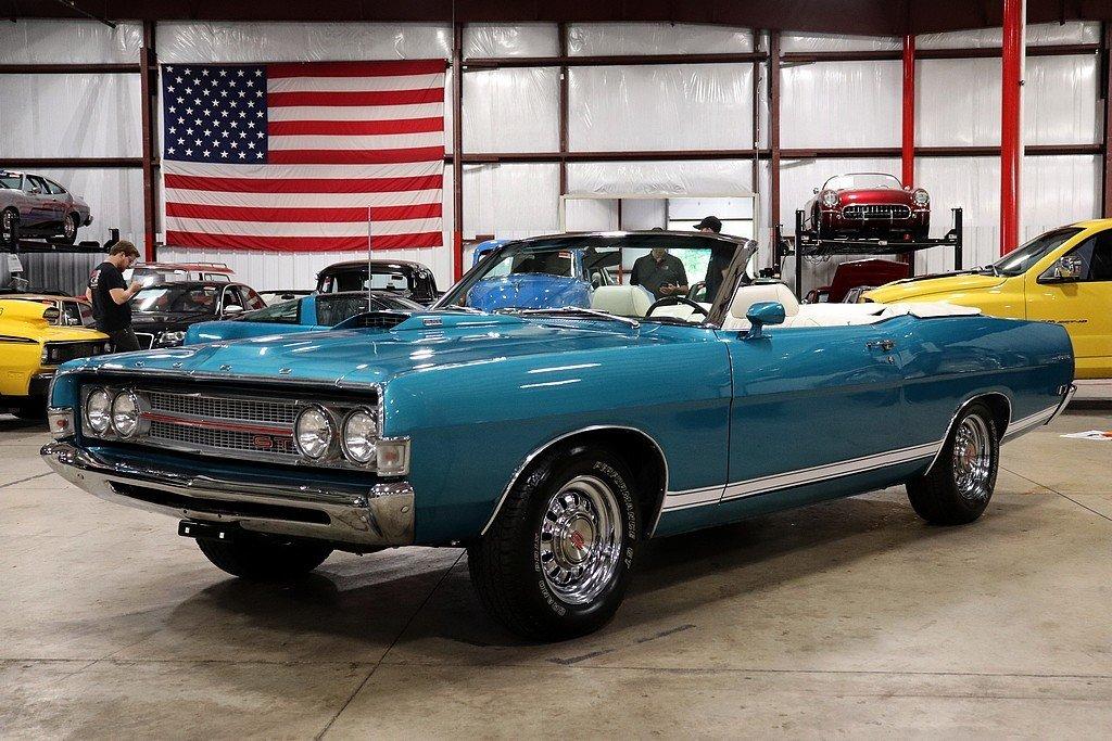 1969 ford gran torino