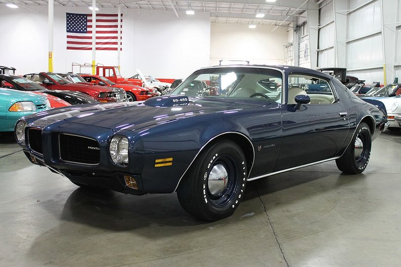 1973 pontiac firebird formula super duty 455