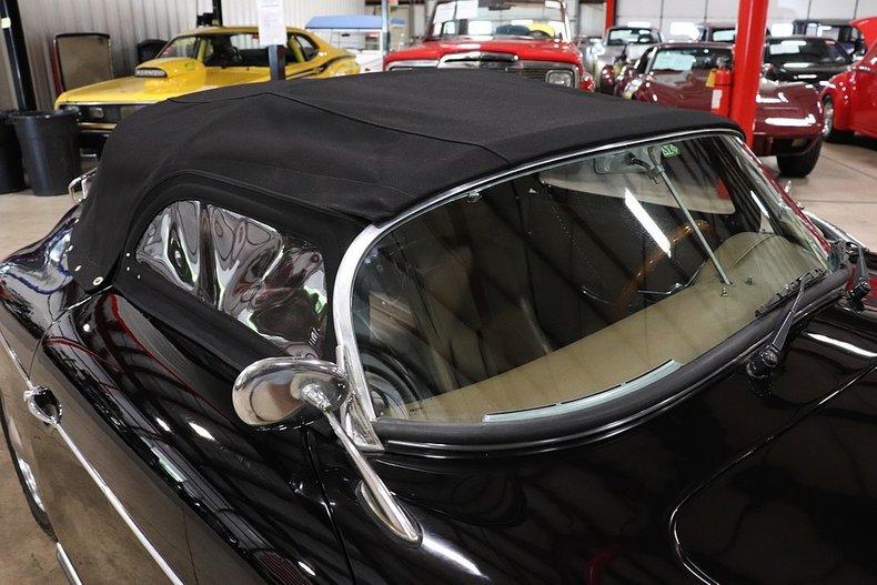 1957 porsche speedster