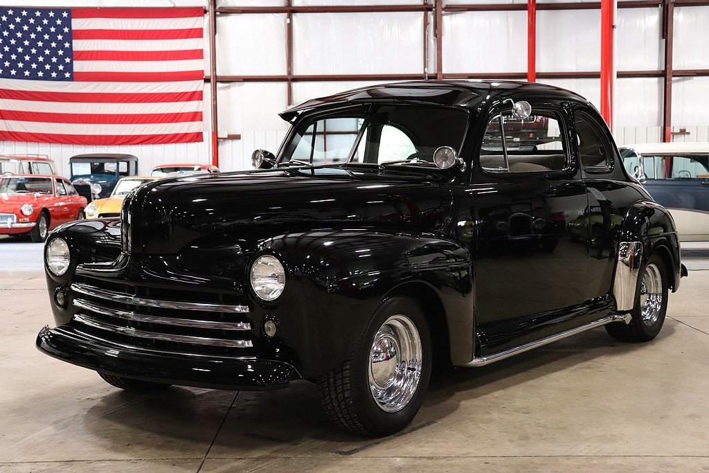 1948 ford coupe