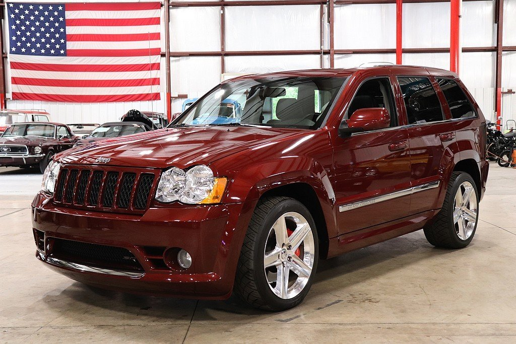 2009 jeep grand cherokee srt8