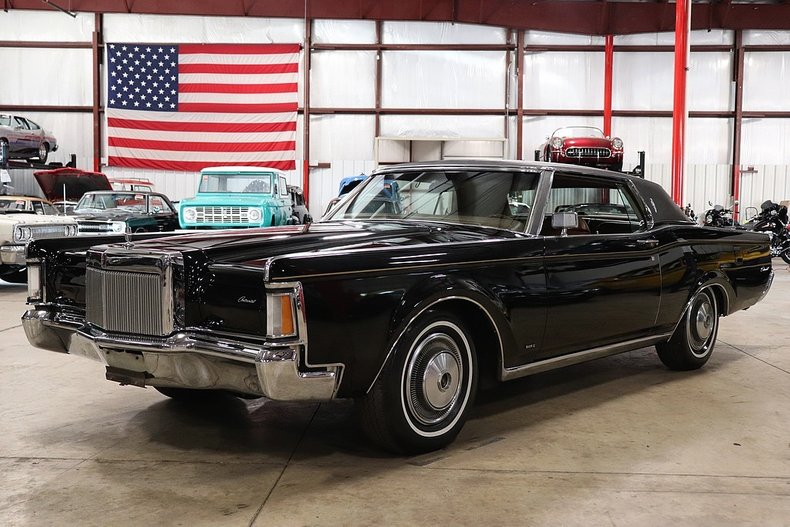 1970 Lincoln Continental Mark Iii For Sale 95599 Mcg