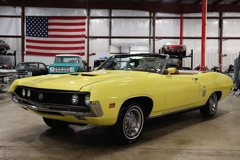 1970 Ford Torino | GR Auto Gallery
