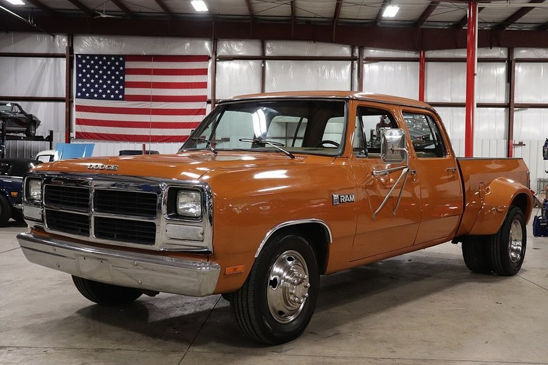 1981 Dodge W250 For Sale