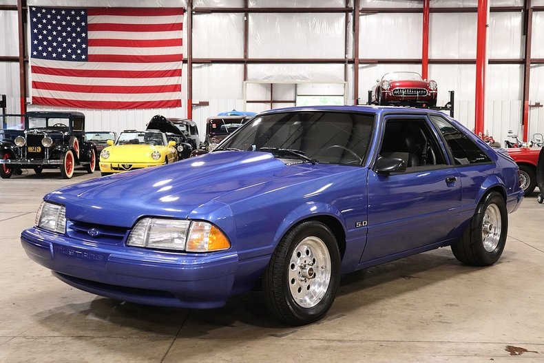 1992 ford mustang lx 5 0