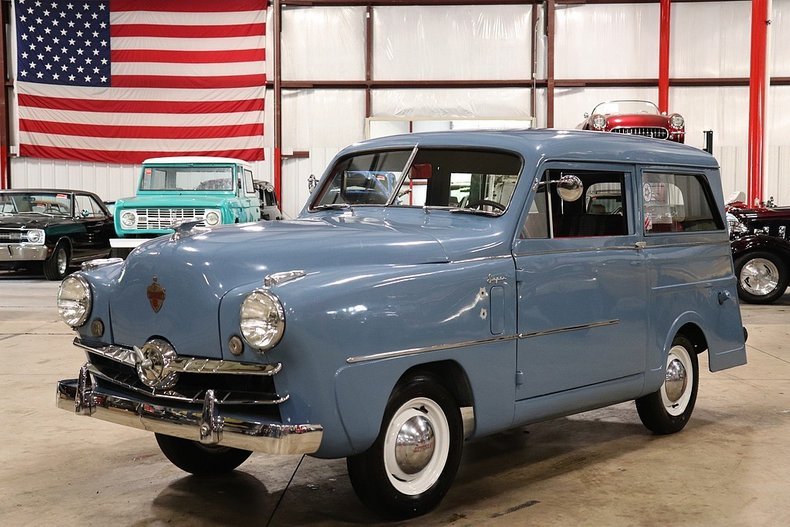 1950 crosley station wagon