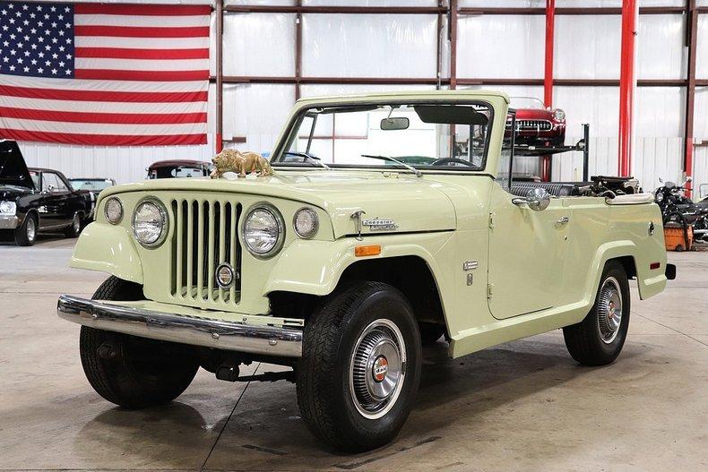 1970 jeep jeepster