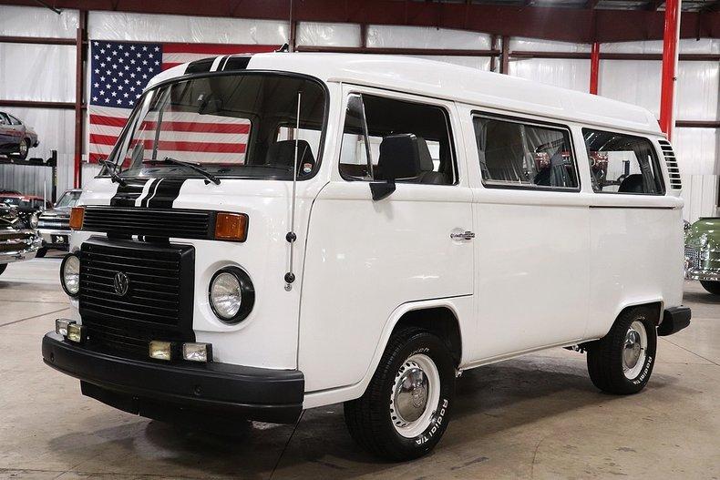1993 volkswagen bus