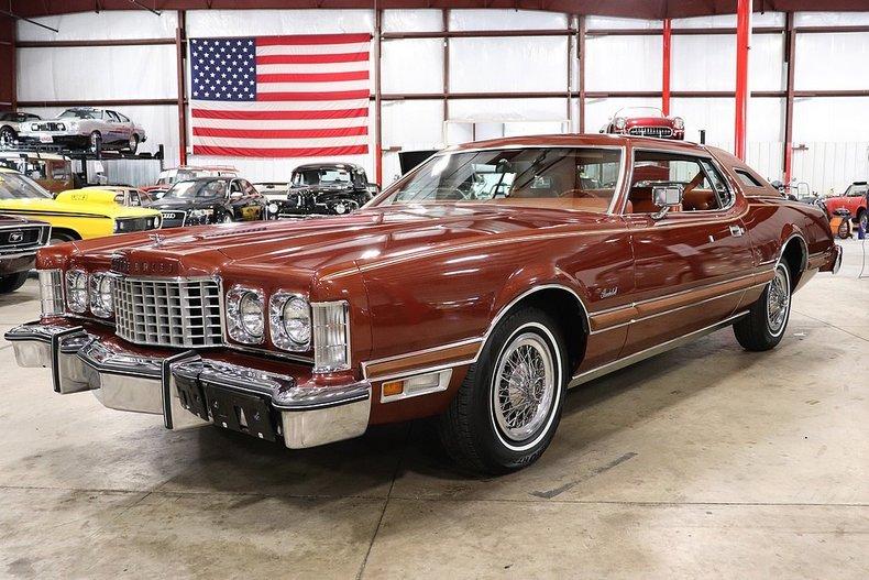 1975 Ford Thunderbird Gr Auto Gallery