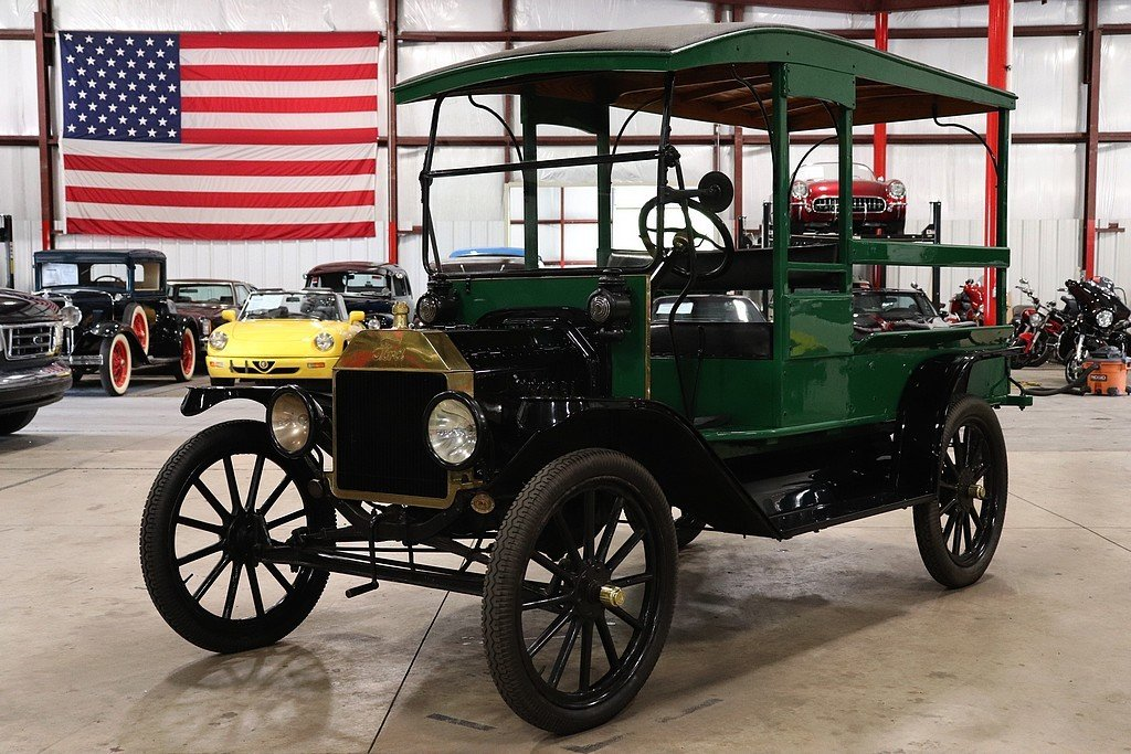 1916 ford model t delivery