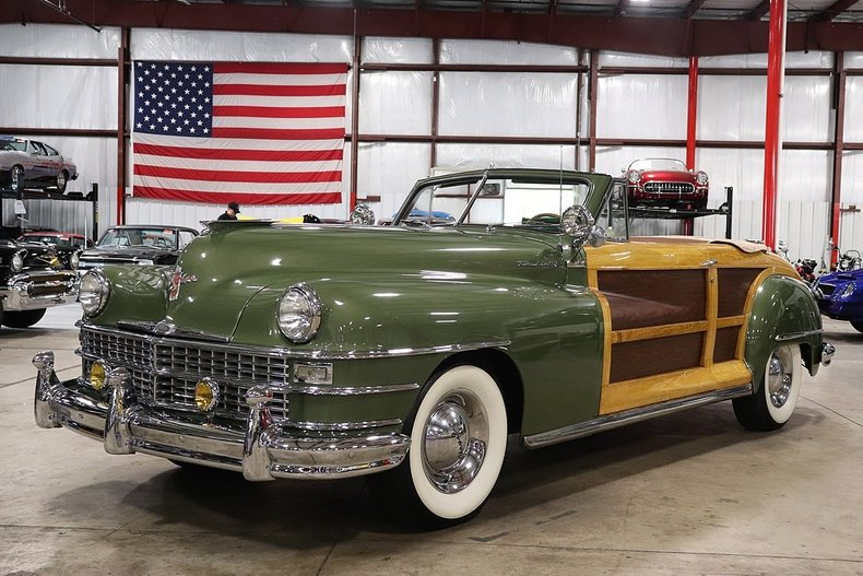 1948 Chrysler Town and Country For Sale