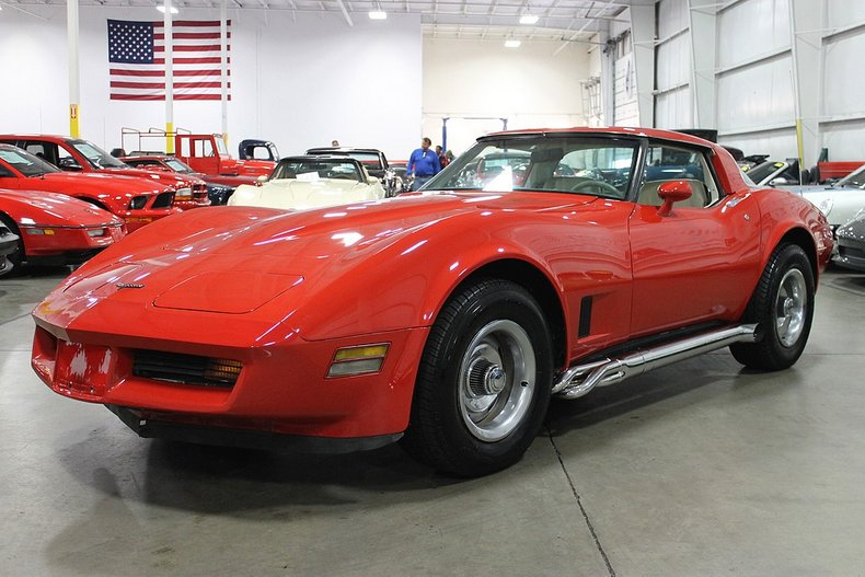 1979 chevrolet corvette lt 1