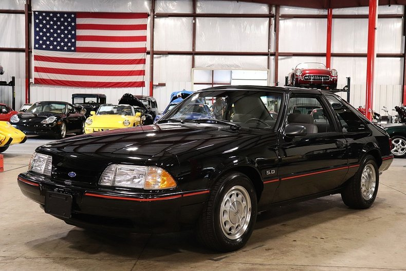 1987 ford mustang lx 5 0