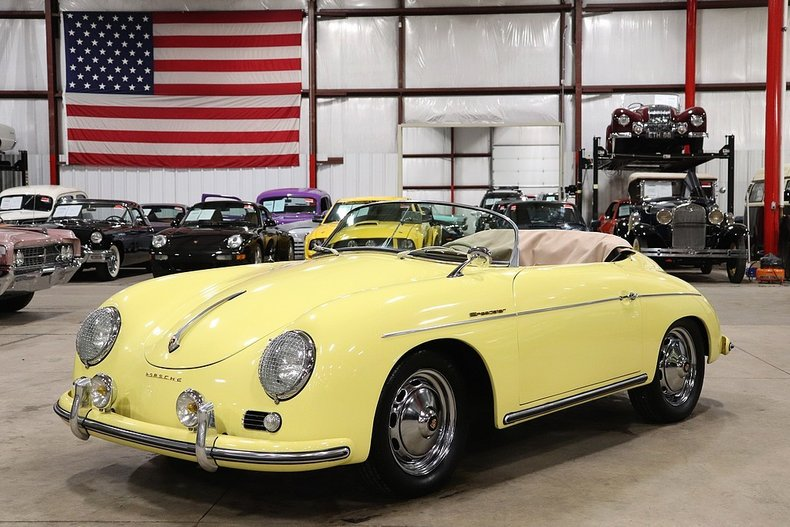 1957 Porsche Speedster For Sale