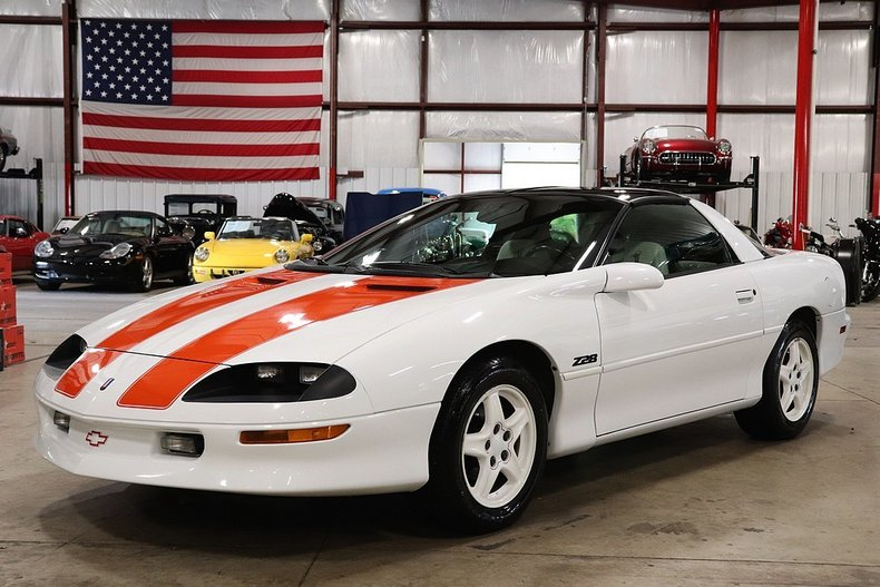 1997 Chevrolet Camaro Z28 For Sale