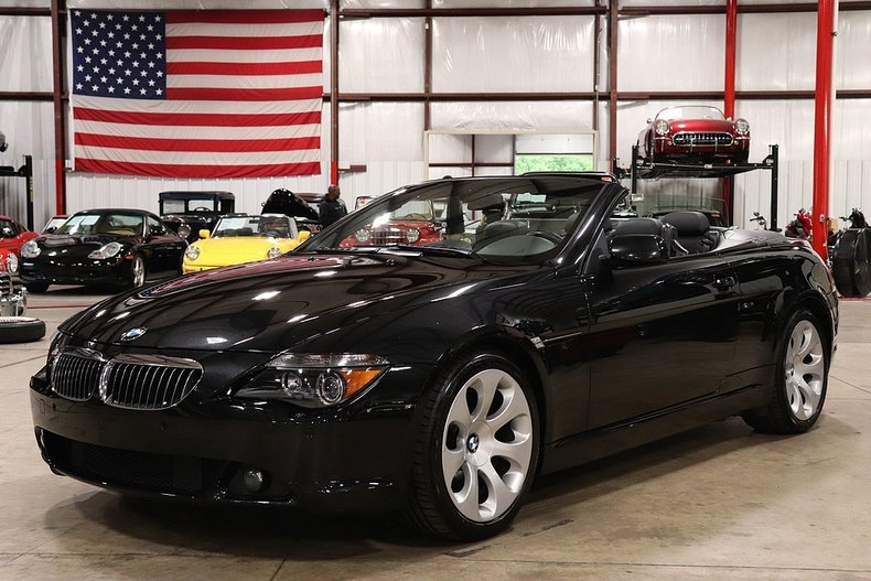 2004 BMW 645ci For Sale