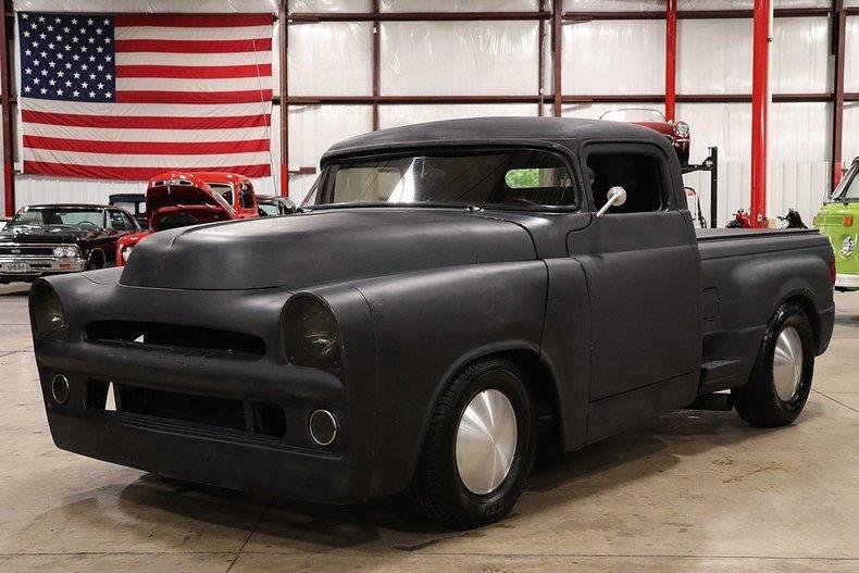 1957 Other Pickups -- 1957 Dodge D100  4192 Miles Primer Grey Pickup Truck 360 V8 Automatic