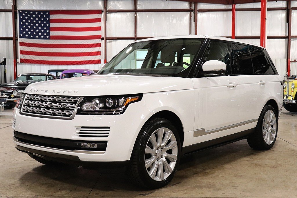 2015 land rover range rover super charged
