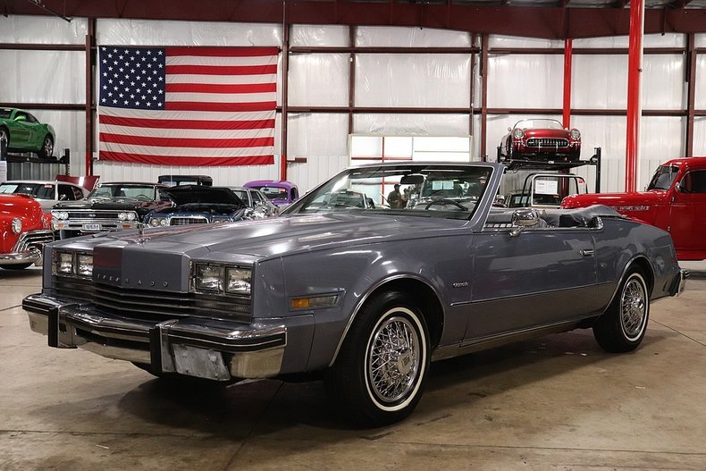 1981 Oldsmobile Toronado For Sale