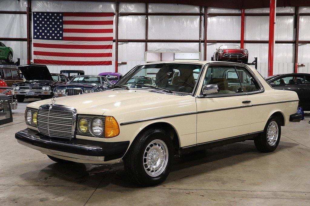 1982 mercedes benz 300cd
