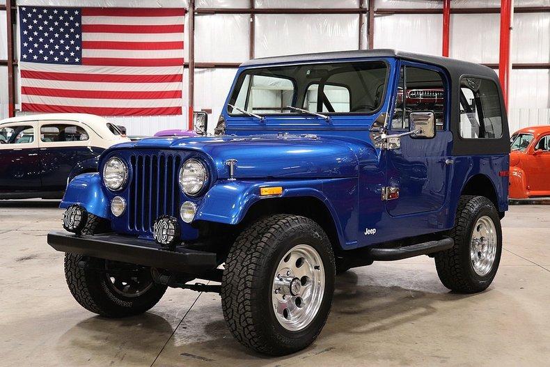 1978 jeep cj 7