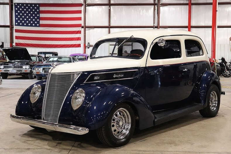 1937 Ford 2 Door Sedan For Sale