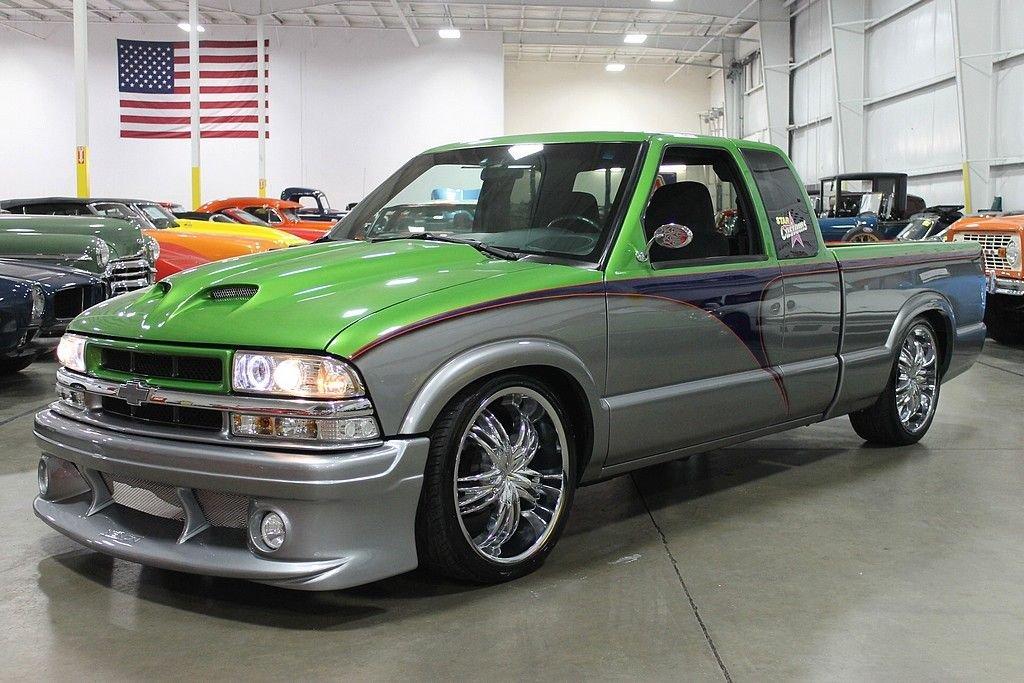2001 chevrolet s 10 pickup