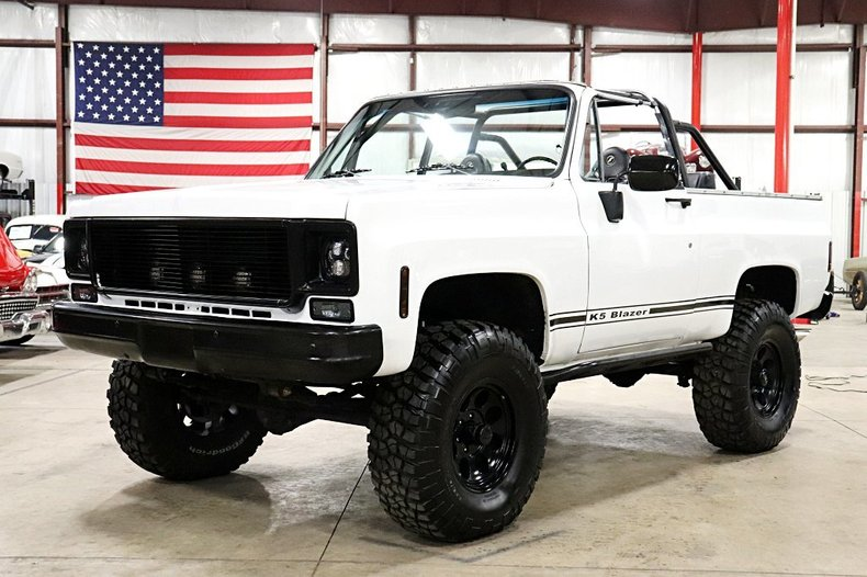 1975 Chevrolet Blazer For Sale